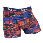 Fun2wear jongens boxershort mt 176 'Junction'